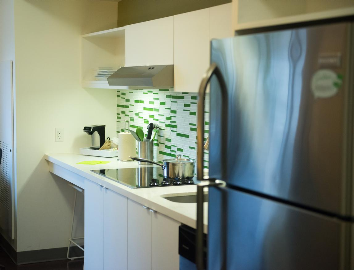 In-Room Kitchenette 7 of 13