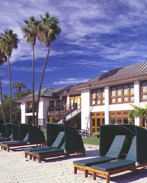 The Bahia Resort Hotel