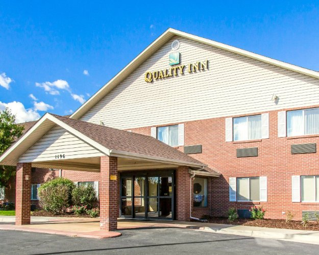 Image of Quality Inn Denver Boulder Turnpike