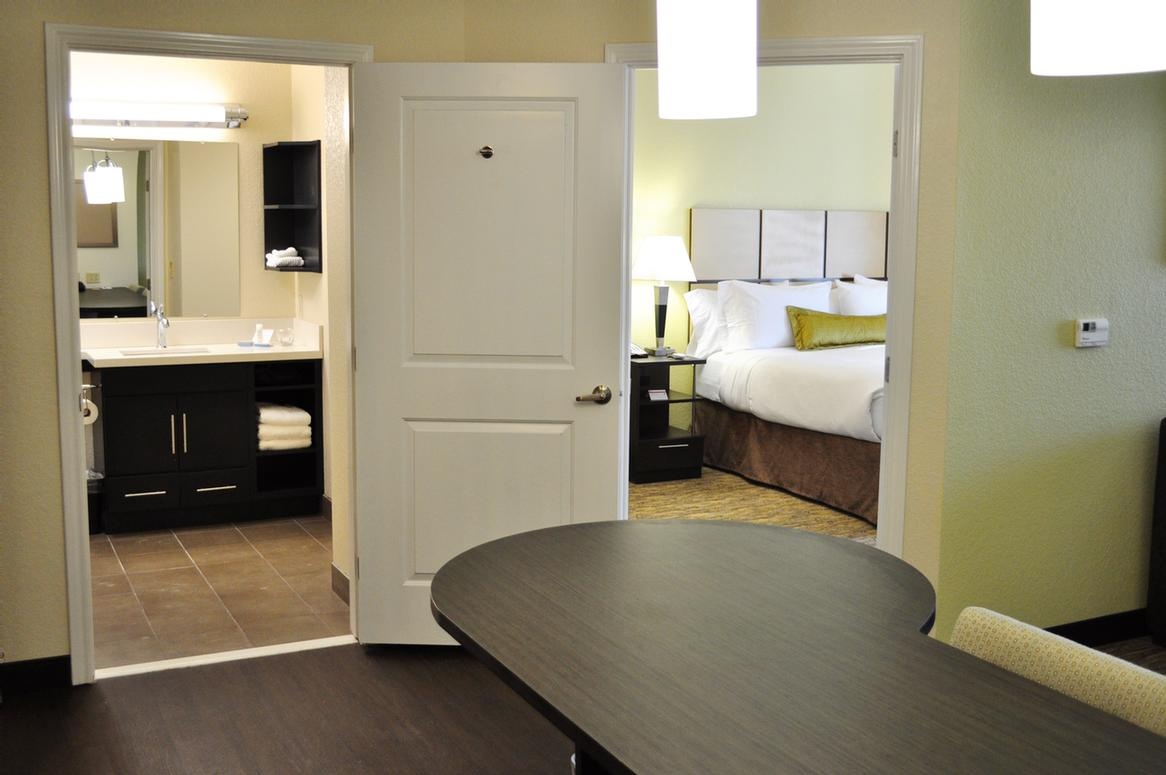 One Bedroom Suite View From Kitchenette 14 of 16