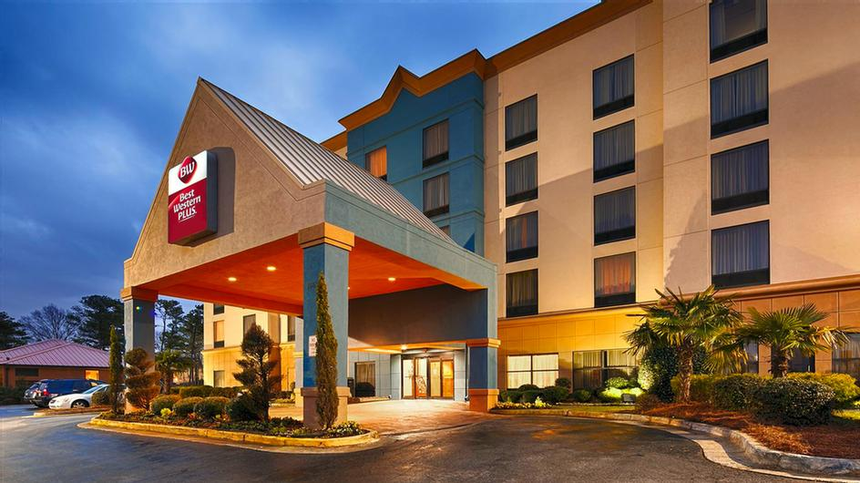 Best Western Plus Hotel Suites Airport South 1556 Phoenix Blvd College Park Ga 30349