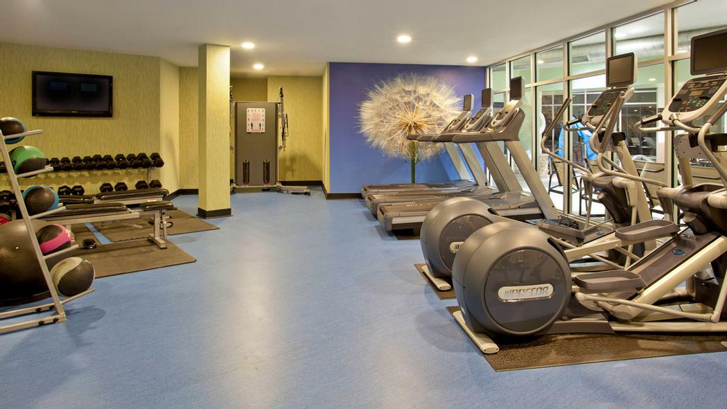 Fitness Rooms 10 of 11