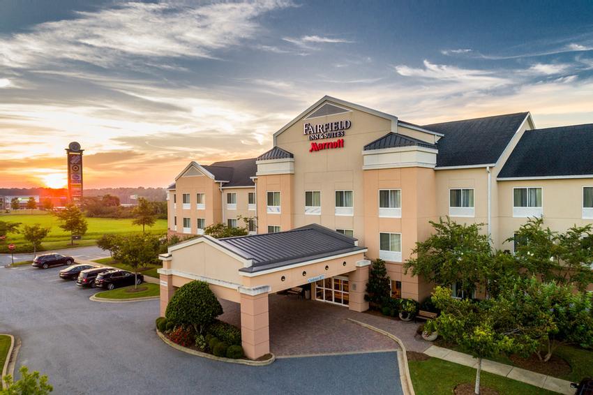 Fairfield Inn Suites By Marriott Auburn Opelika 2257 Interstate Dr Al 36801