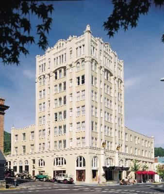 Ashland Springs Hotel Located In The Heart Of Downtown. 2 of 7