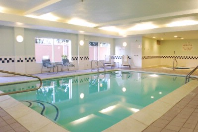 The Indoor Pool/spa 7 of 11