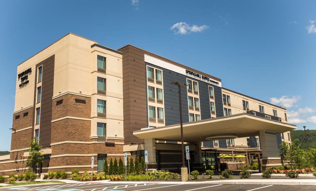 Springhill Suites by Marriott Allentown Bethlehem Center Valley 1 of 10
