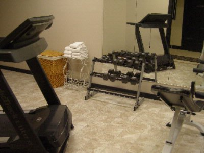 Fitness Room In The Lower Level Of The Main House 10 of 16
