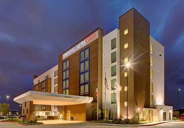 Springhill Suites Dallas Lewisville 720 East Vista Ridge Mall Dr Tx 75067