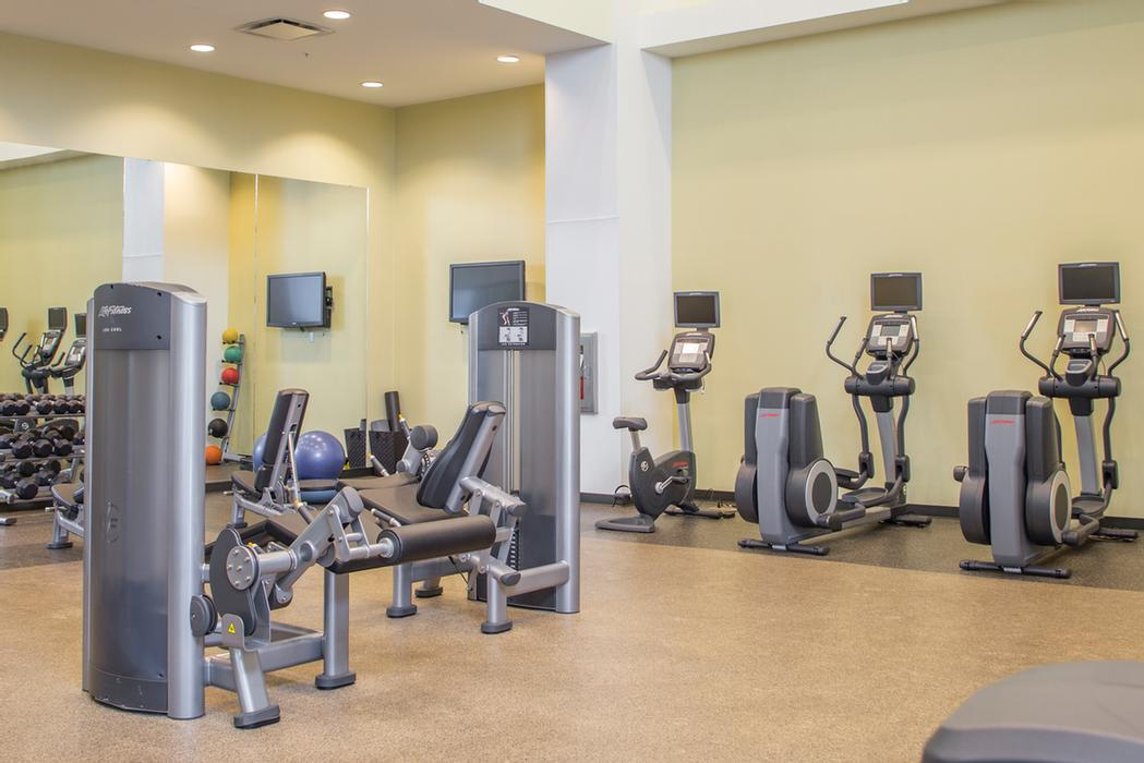 1500 Square Foot 24-Hour Fitness Center 13 of 16
