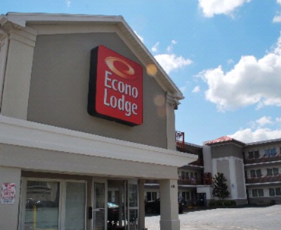 Econo Lodge Downtown 1 of 12