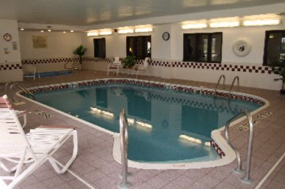 Indoor Pool And Spa 8 of 10