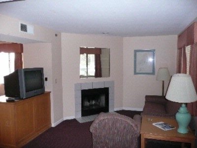 Sit Down And Relax In Front Of The Television Just Like At Home. Enjoy A Nice Fireplace On Those Cold Nights. 11 of 11