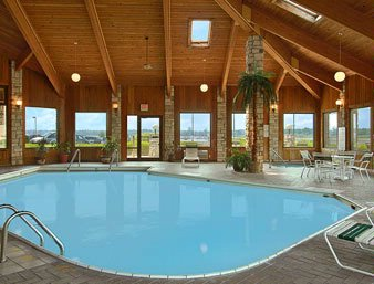 Heated Indoor Pool And Hot Tub 11 of 12