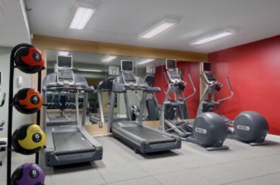 All New Precor Fitness Room 5 of 11