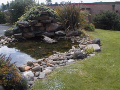 Pond At Entrance 3 of 15