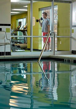 Relax And Unwind In Our Indoor Heated Pool. 4 of 10