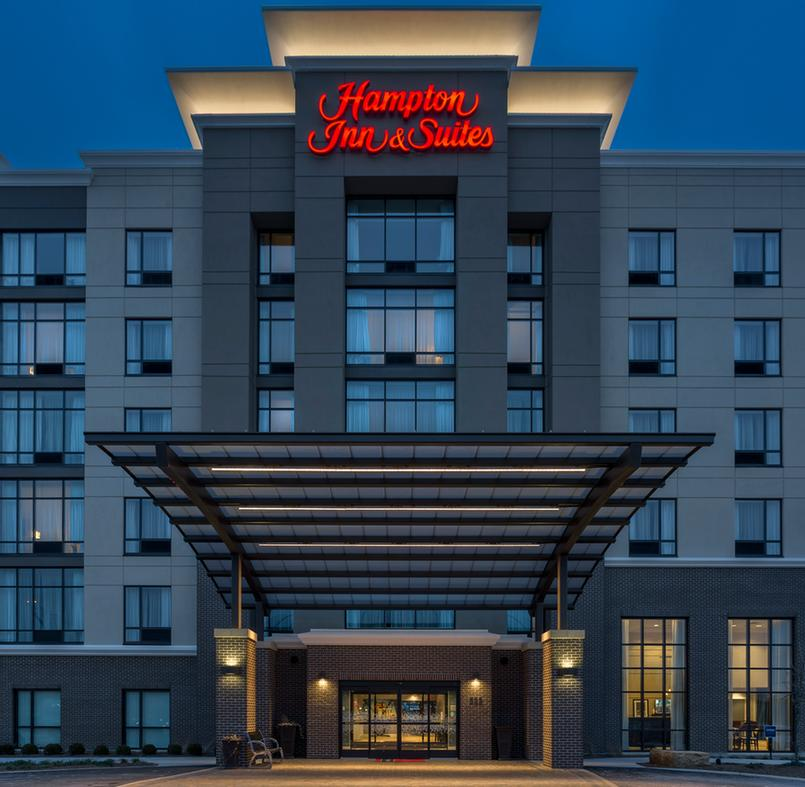 Hampton Inn Suites Newport Cincinnati 275 Columbia St Ky 41071