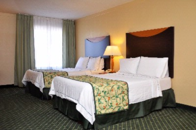 Fairfield Inn & Suites Atlanta Vinings Quality Double Room