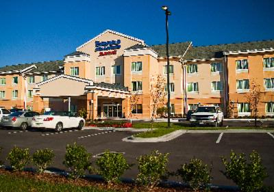 Image of Fairfield Inn & Suites by Marriott Tampa Fairgroun