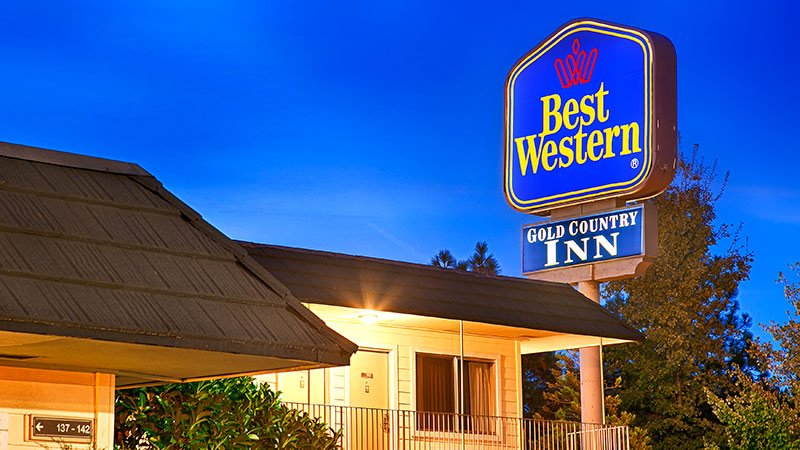 Best Western Gold Country Inn