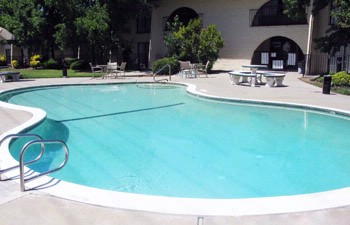 Relax With Our Outdoor Pool 2 of 9