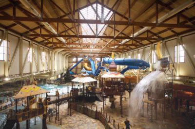 Enormous Indoor Waterpark 9 of 16