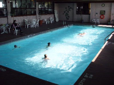 Our Indoor Heated Swimming Pool 4 of 17