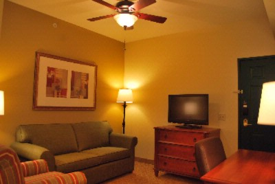 One-Bedroom Suite Living Area 11 of 13