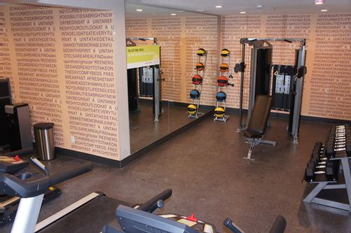 Our 24 Hour Fitness Center Will Help Keep You In Shape! 11 of 11