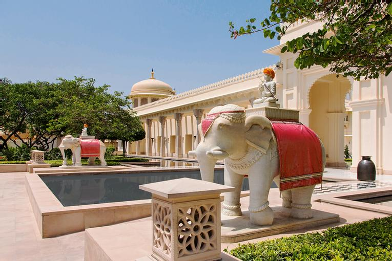 The Oberoi Udaivilas Entrance 3 of 21