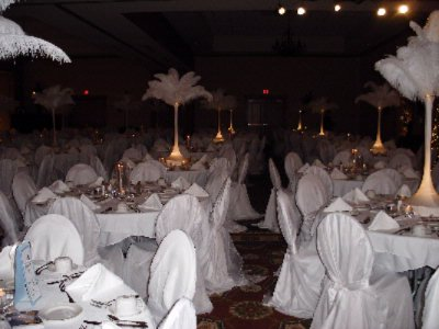 Theme Wedding -Glacier Ballroom 22 of 22