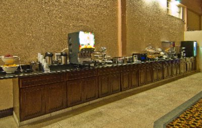 Continental Breakfast Bar 8 of 14