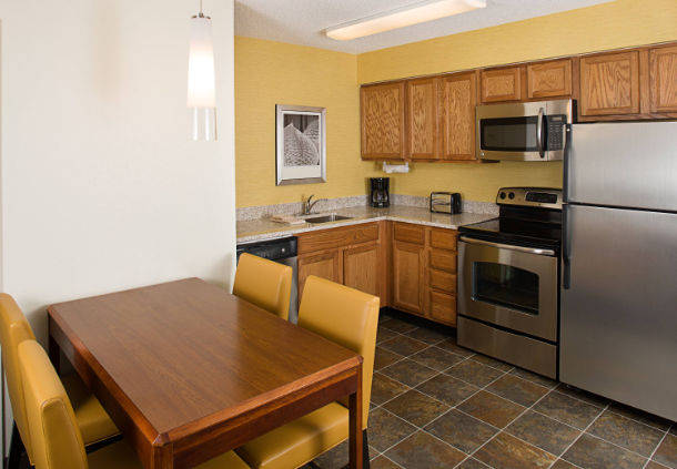Fully Equipped In Suite Kitchens 10 of 10