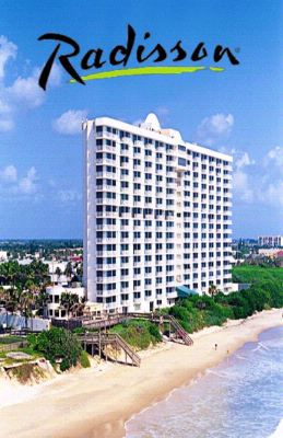 Radisson Suite Hotel Oceanfront 3101 North Highway A1a Melbourne Fl 32903