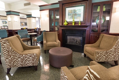 Drury Inn & Suites Troy -Lobby 3 of 13