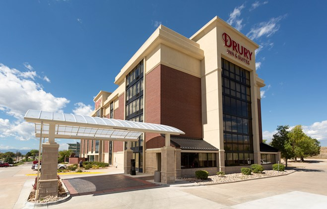 Drury Inn & Suites Denver Near The Tech Center Exterior