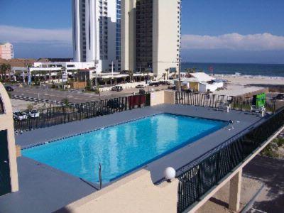 Beachside Resort El Gulf Ss Alabama Gray Biji Us