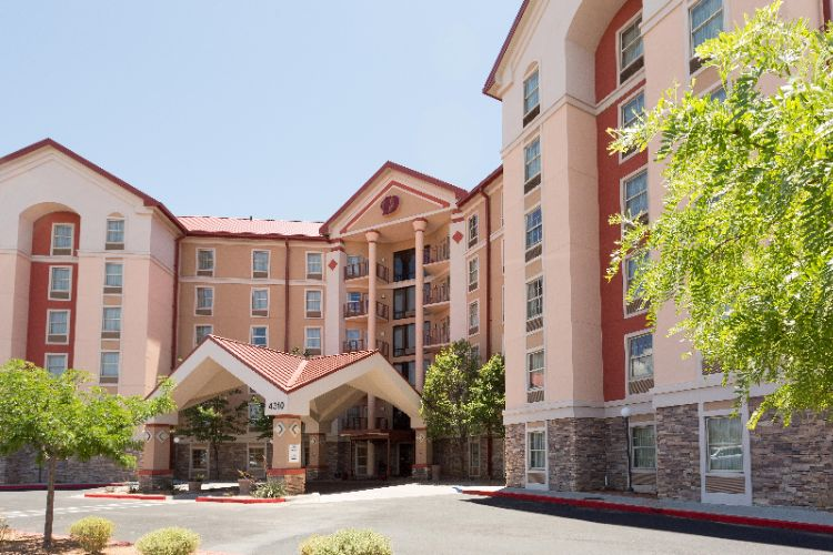 Image of Drury Inn & Suites Albuquerque