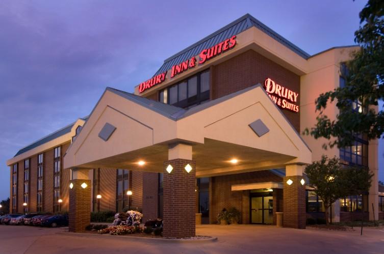 Drury Inn Suites Champaign 905 West Anthony Dr Il 61821