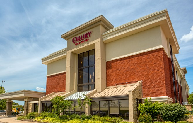 Drury Inn & Suites St. Louis Fairview Heights 1 of 9