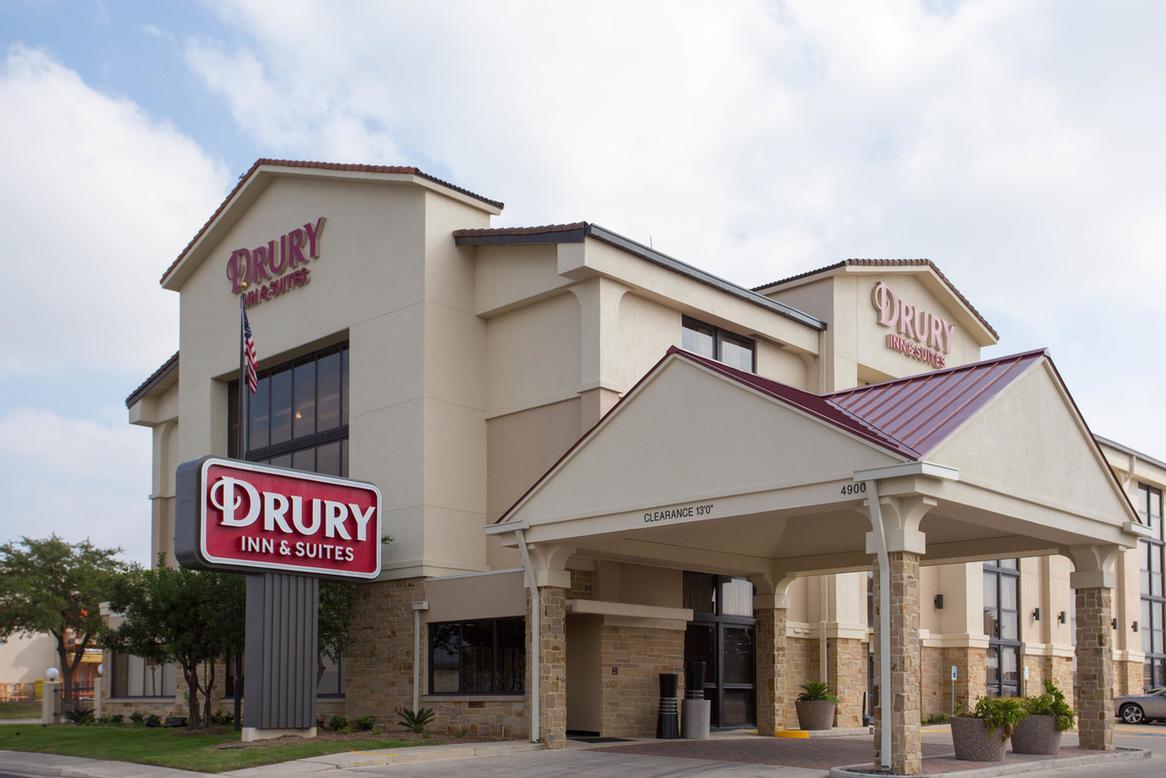 DRURY INN SUITES SAN ANTONIO NORTHEAST San Antonio TX - Drury inn us map