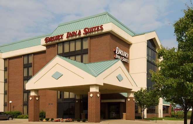 Drury Inn & Suites Springfield Illinois 1 of 15