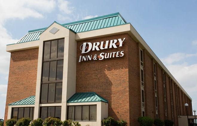 DRURY INN SUITES ST JOSEPH St Joseph MO Frederick - Drury inn us map