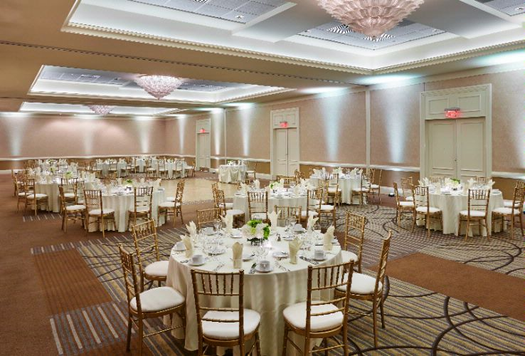 Our 3800 Square Foot Ballroom Can Accommodate Up To 500 Guests 7 of 8