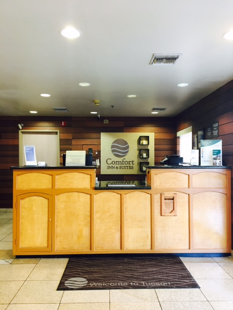 Front Desk 9 of 20