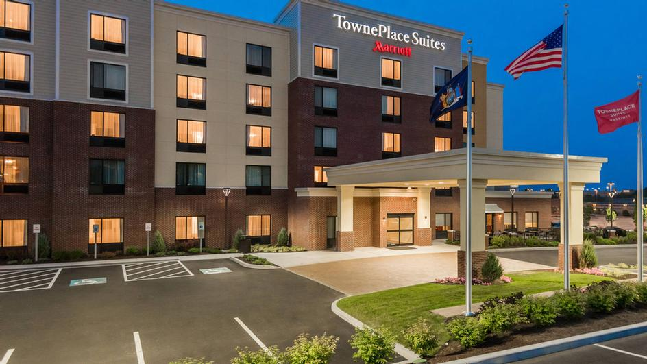 Towneplace Suites Latham Albany Airport 1 of 37