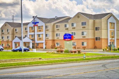 Fairfield Inn Springfield 1 of 9