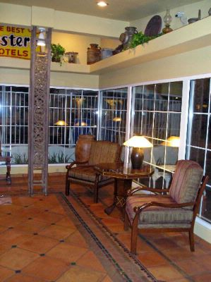 Lobby Of The Historic Coronado Motor Hotel 2 of 26