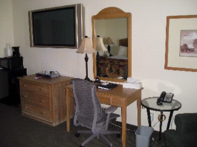 Suite With Our Herman Miller Chairs And Flat Screen Tv\'s 22 of 26