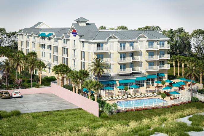Springhill Suites New Smyrna Beach 1 of 3